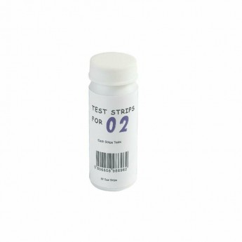 Blue Bay Test Strips O2 -...