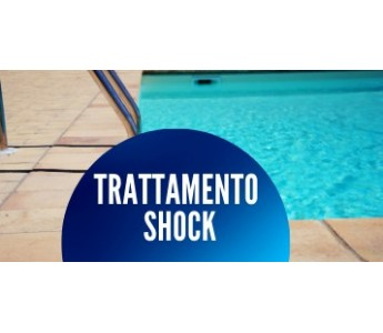 Trattamento Shock in Piscina