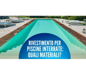 Rivestimenti per piscine interrate